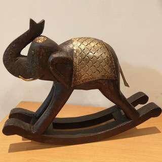 大象 擺飾 收藏 異國 風情 珍藏 質感 特別 特殊 造型 生活 古董 錢幣 動物 藝術品 泰國