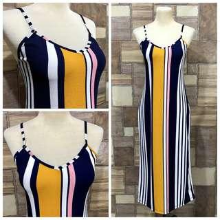 Amber Blue/Pink Dress