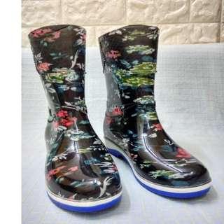 有春ㄟ舖╭☆°耐穿 簡潔 防水 防滑 雨鞋╭☆°3319