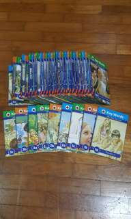 🚚 Ladybird Key Words Set (36 books )*New*
