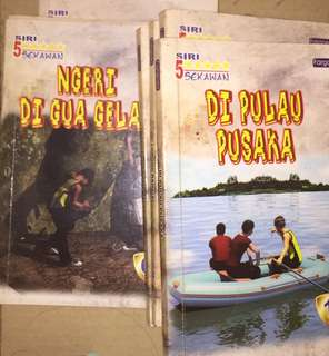 Jimi's books