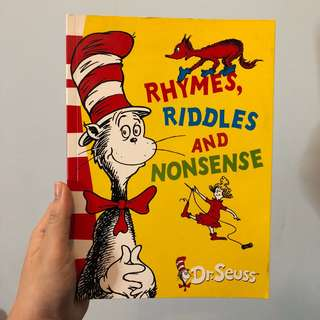 Dr. Seuss Rhymes, Riddles and Nonsense