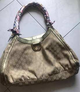 Authentic Gucci Hobo Bag 💯‼️