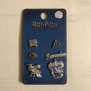 Ravenclaw Pins (Harry Potter)
