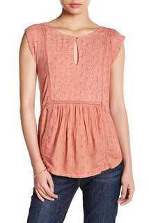 Embroidered pretty blouse