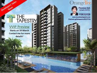 D18 The Tapestry 4-Bedrooms  Dual Key