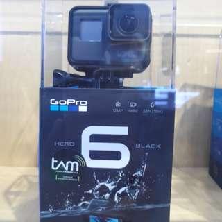 Kredit GoPro Hero 6 Tanpa Cc Tanpa Dp
