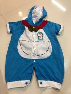 [Brand New] Doraemon Bodysuit