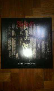 "Slipknot .5: The Grey Chapter 12"" Vinyl"