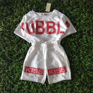 Boy Set 2-in-1 BUBBLE KISS Ripped