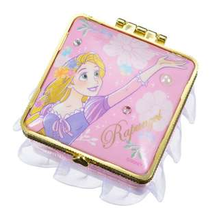 Last piece ready stock Japan Disneystore Disney store Rapunzel Bright memo pad case with mirror