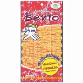 Bento squid snack 20 g (sweet and spicy)