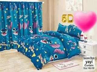 STITCH 5 in 1 BED SHEET SET