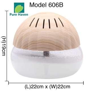 🚚 [PureHaven.SG] Pure Essentials Water Air Purifier Revitalizer (Model 606B Sea shell) @ SGD 25