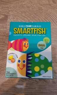 全新未開SMARTFISH ( 到期日2018年10月4日 )