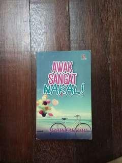 Novel Awak Sangat Nakal