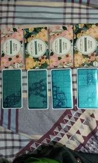 Stamping Nail Art Plate Collection