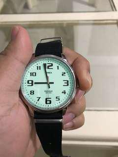 Timex indiglo analog watch