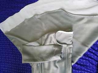Dress Muslimah elegant and flowy