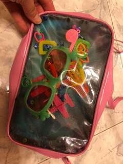 玩具袋 購自泰國