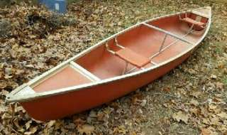 Canoe 3.96m and 2hp Outboard