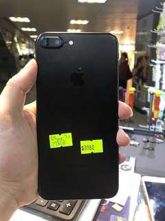 iPhone 7 Plus 128gb,一年店舖保養