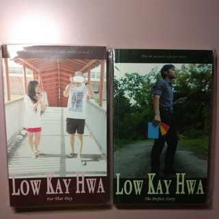 Low Kay Hwa books