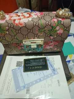 Gucci Sling Floral
