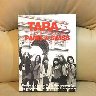 T-ARA's Free Time in Paris & Swiss