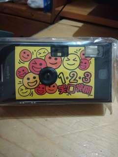Lipton 35mm即棄相機