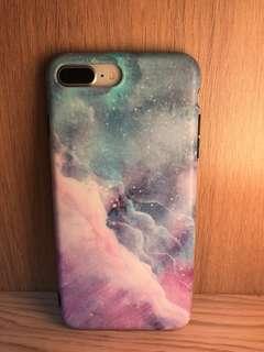 全新包邊幻彩星空iphone 7/8 Plus Case