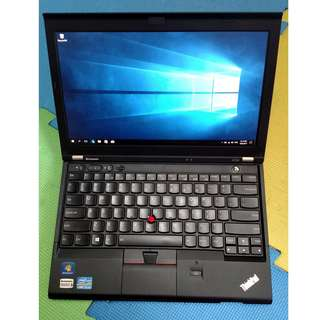 Lenovo ThinkPad X230 終極高階版! / i7 2.9GHz / 128GB SSD / Office 2016 / Not X220 X201