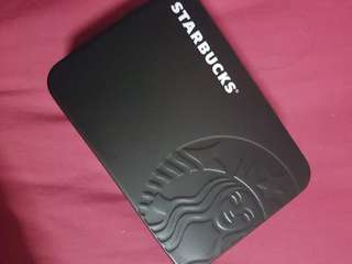 Starbucks korea keychain with box