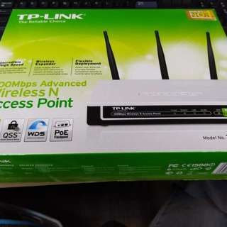 TP-Link wireless N Access Point