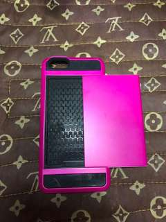 Iphone 6/6s phone case w/ card holder