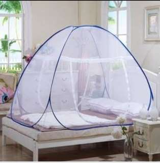 (MOUSTIQUARE) kelambu Tenda 200 × 200