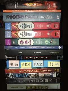 Young Adult/Children Secondhand Books