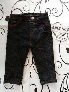 9m pants