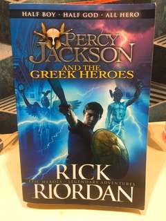 🚚 Percy Jackson and the Greek heroes / gods