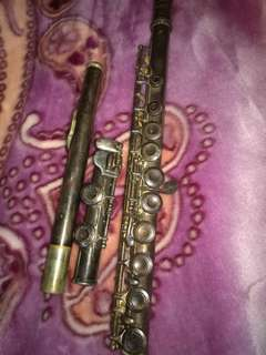 Champion flute