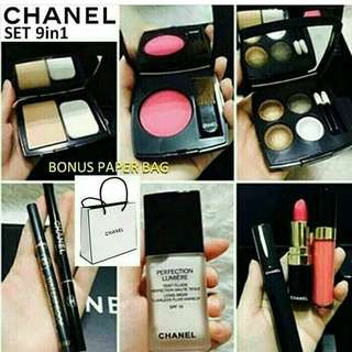 Chanel Set 9in1