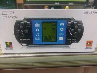 [售] pop 俄羅斯方塊 電動玩具 電玩 非psp 僅測試功能正常!