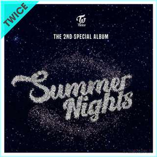 TWICE - 2nd Special Album ' SUMMER NIGHTS '