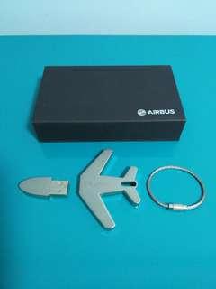 BN Airbus 8 GB USB Flash Drive