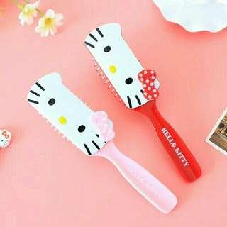 Hello Kitty Hair Brush