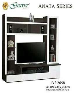 Lemari TV LVR2658
