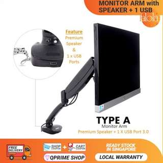 🌠 NEW!! LAPTOP ARM / MONITOR (LCD) ARM TV arm / Desk Organiser / Desk Lamp ★more choices insi.