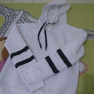 Jaket hoodie korea