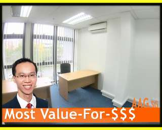 Budget Office for Rent in Admiralty!