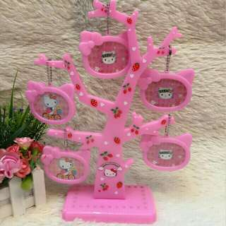Hello Kitty Tree Photo Frame